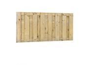 Hillhout Jumboscherm 15-planks 90 x 180 cm