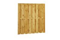 Hillhout Grenen plankenscherm 15-planks 13 mm 180 x 180 cm