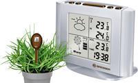 Digitaal draadloos weerstation Bresser Optik Voorspelling voor 12 tot 24 uur