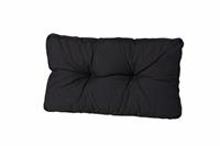madison Loungekussen ruggedeelte 60x40cm Rib Black