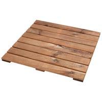Elephant Terrastegel geïmpregneerd naaldhout grenen bruin 50 x 50 cm (22 mm)