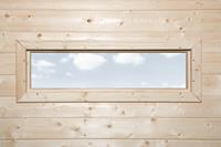 Weka Enkel raam voor designhuis 126 en 172