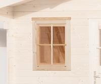 Weka Enkel raam tbv 21 en 28 mm wanden