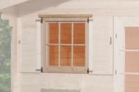 Weka Enkel raam tbv 45 mm wanden Groot
