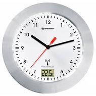 MyTime Bath wit rc badkamerklok - 8020114 -