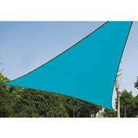 Notspecified ZONNEZEIL - DRIEHOEK 3.6 x 3.6 x 3.6 m, KLEUR: HEMELSBLAUW -