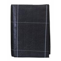 express Worteldoek 1x10 meter zwart