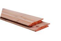 Woodvision Enkel Rabat Douglas 150 mm 400 cm