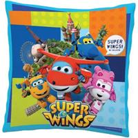 kussen Super Wings 35 x 35 cm polyester