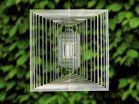 Illumino Wind spinner vierkant fijn groot