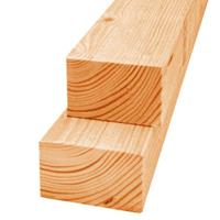 Balk lariks douglas 5,0 x 7,0 cm (3,00 mtr) gezaagd