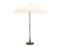 Madison Parasol Las Palmas Ø200cm (off white)