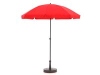 Madison Parasol Las Palmas Ø200cm (red)