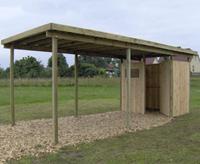 Gardenas Carport enkel XL 300x670 cm