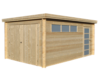 Gardenas Garage Yukon 325x505 cm