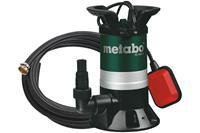 Metabo PS 7500S SET Vuilwaterdompelpomp