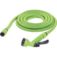 Renkforce 1522162 Tuinslang 15 mm 1/2 inch 15 m Groen