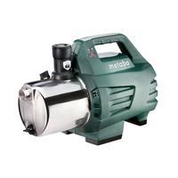 metabo P6000 Inox Tuinpomp 1300 Watt 6000 L/h