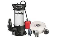 Metabo PS 18000 SN SET vuilwaterdompelpomp - 1100W - 19000 l/h