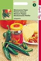 Hortitops Peper Jalapano Mexicaans Capsicum annuum - Groentezaden - 2gram