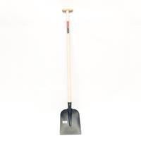 Talen tools Talentools Betonschop met houten steel 110cm blad 350 x 220mm