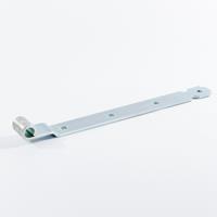 Gb Heng Voor Vlakwerk 400mm 9x9 gat 40X5- Verzinkt - per stuk