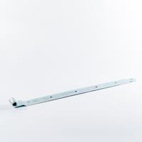 Gb Heng Voor Vlakwerk 700mm 9x9 gat 45X6- Verzinkt - per stuk