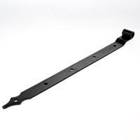 Gb Heng Rustica vlakwerk voor pen diameter 16mm 60 x 5cm zwart