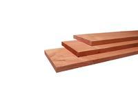 Woodvision Fijnbezaagde plank Douglas 15 x 140 mm 180 cm
