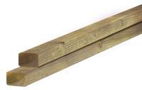 Woodvision Douglas regel 45 x 45 mm Geimpregneerd Sc. 300 cm
