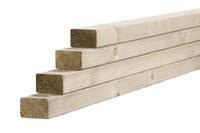 Woodvision Tuinhout regel NE Vuren 45 x 70 mm 360 cm