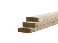 Woodvision Tuinhout regel NE Vuren 45 x 145 mm 420 cm