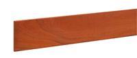 Woodvision Hardhouten plank hardhout 20 x 200 400cm