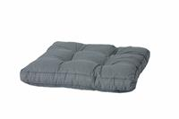 madison Loungekussen 60x60cm Basic grey