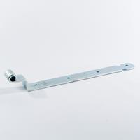 Gb Bochtheng voor pen diameter 16mm elektrolytisch verzinkt 450 44309
