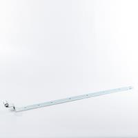 Gb Bocht heng 950mm voor pen met diameter: 16mm 45X6 Verzinkt - per stuk