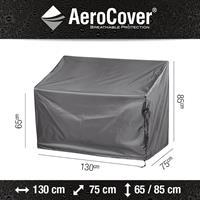 AeroCover Tuinbankhoes B 130 x D 75 cm
