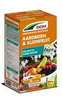 Dcm Aardbeien & Kleinfruit - Moestuinmeststof - 1,5kg