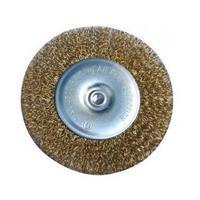 Euromac metalen / ijzeren reserve borstel voor  onkruidborstel 400W
