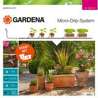 Gardena Micro-Drip-System startset bloempotten M (13001-20