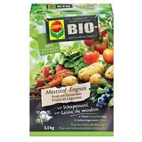 Compo meststof Fruit & Groenten bio 3,5 kg