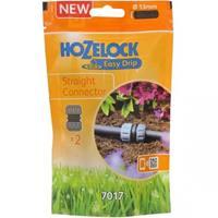 Hozelock 7017 Slangverbinder Ø 13 mm