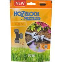Hozelock 7018 T stuk Ø 13 mm
