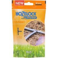 Hozelock 7025 T-stuk Ø4 mm