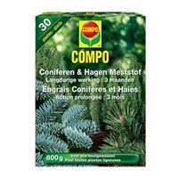 Compo meststof coniferen en hagen 800gr
