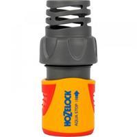 Hozelock 2065 Slangkoppelstuk met waterstop Ø 15 en 19mm