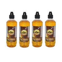 4x Citronella lampenolie 750 ml + aansteker Multi