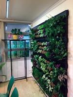 BTT & Parus Parus Linear langwerpige kweeklamp led living wall 120 graden 120cm