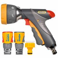 Hozelock Multi Spray Pro Broespistool Set 12,5 en 15 mm