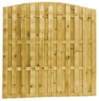 Woodvision Tooglamellenscherm Grenen 21-planks 180 x 180 cm